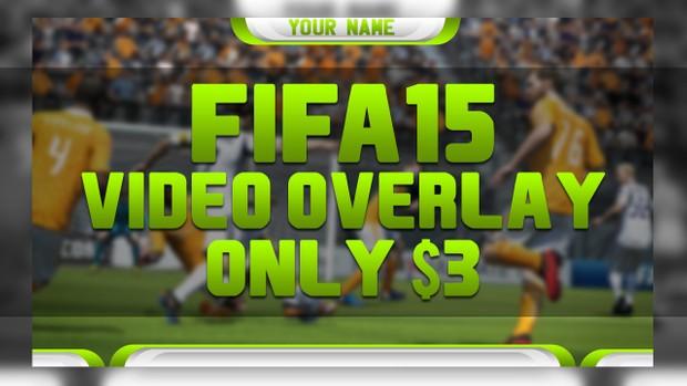Fifa 15 Overlay Template