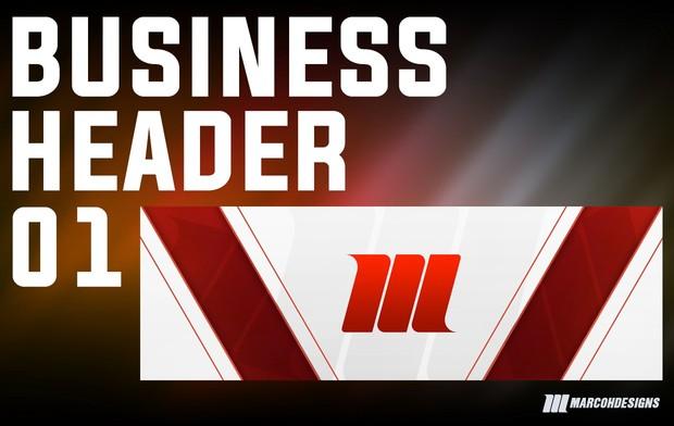 Business Twitter Header 1