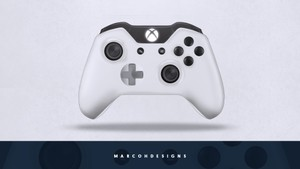 Xbox One Controller Template(PSD)