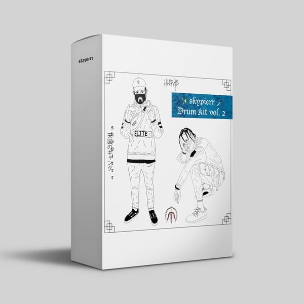 skypierr Drum Kit Vol.2