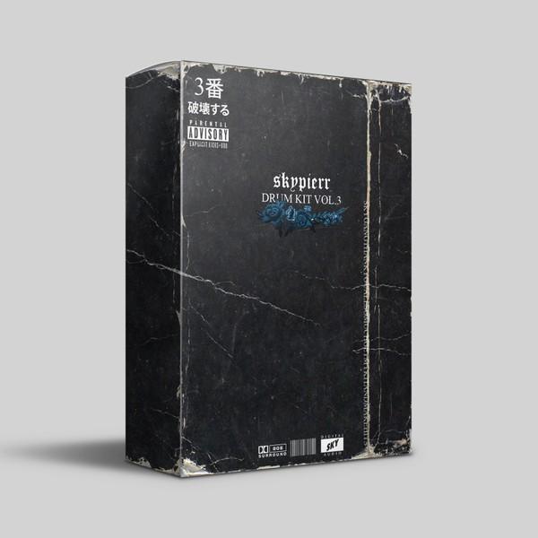 skypierr drum kit vol. 3