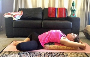 Yoga for Anxiety and insomnia