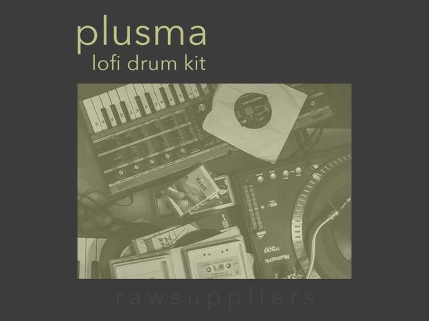plusma | Lofi Drum Kit