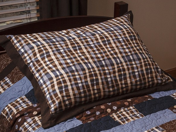 Good Nite Pillow Sham Pattern