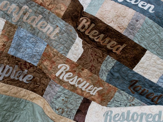 Covered In Truth Quilt Pattern and Bible Study