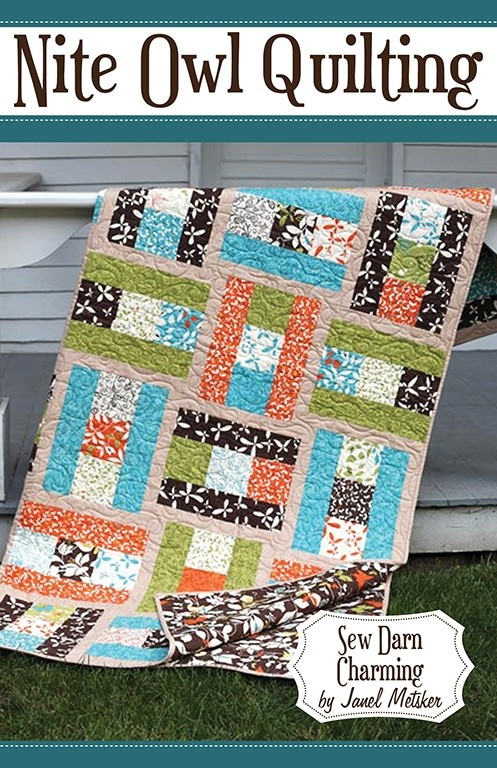 Sew Darn Charming Quilt Pattern