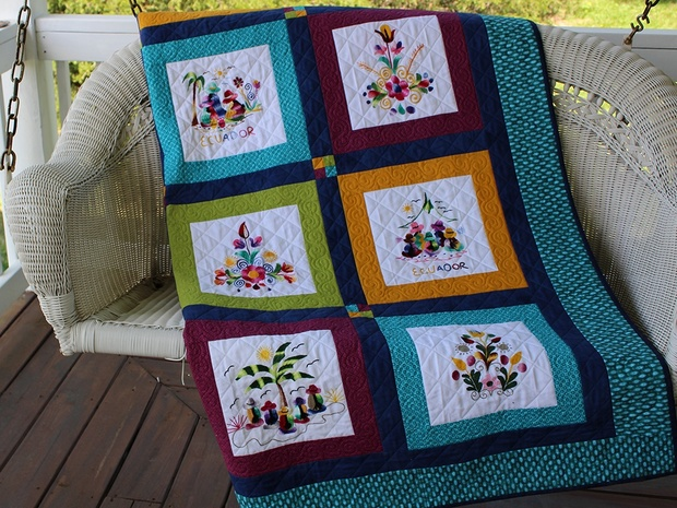 Setting Memories Quilt Pattern