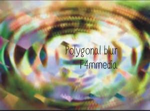 polygonal blur