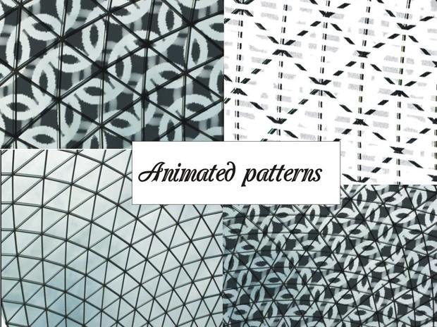 animated patterns