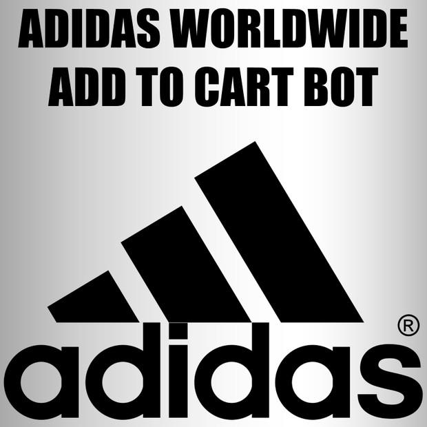 iWang815 Adidas World Bot [All Except US]