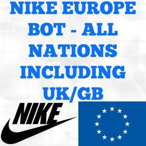 iWang815 Nike Europe Bot!