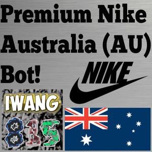 iWang815 Nike AU Bot