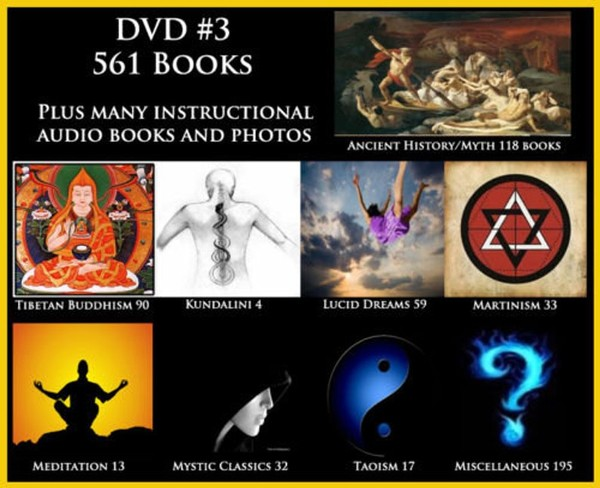 Occult University Value (Disc 3 of 5)
