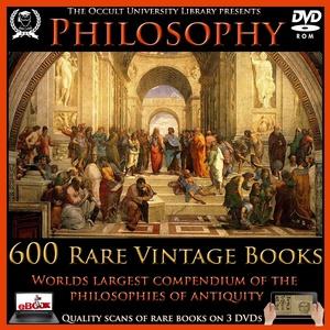 Philosophy Disc 1