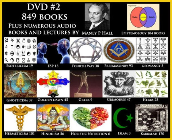 Occult University Value (Disc 2 of 5)