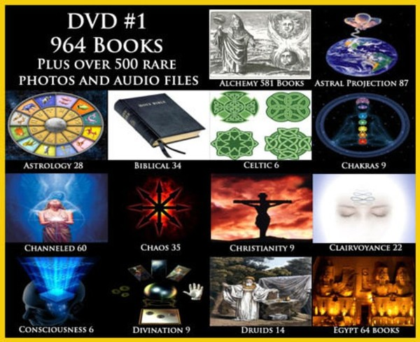 Occult University Value (Disc 1 of 5)