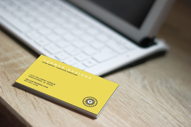 Premium Business card package