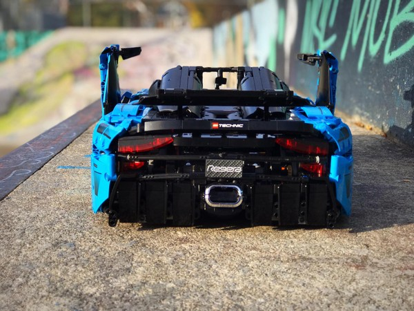 Lego Technic Koenigsegg Regera PDF Manual Instructions
