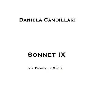 Sonnet IX