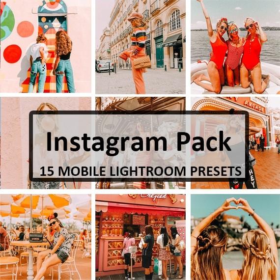Instagram Preset Pack (Mobile)