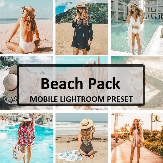 Beach Preset Pack (Mobile)