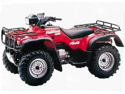 HONDA TRX400FW FOURTRAX FOREMAN 400 SERVICE REPAIR MANUAL 1995-2003 DOWNLOAD