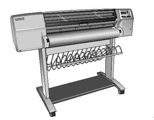 HP DesignJet 2000CP, 2500CP, 2800CP, 3000CP, 3500CP, 3800CP Printers Service Repair Manual