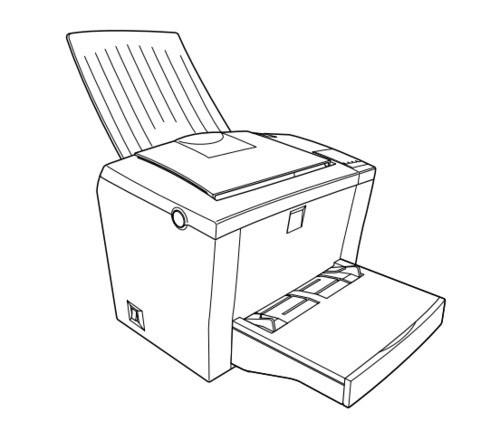 Epson EPL-5800 A4 Monochrome Laser Printer Service Repair Manual