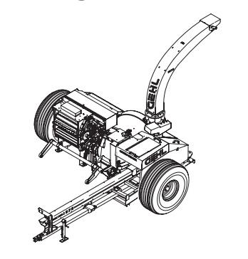 Gehl 1275 Forage Harvester Parts Manual