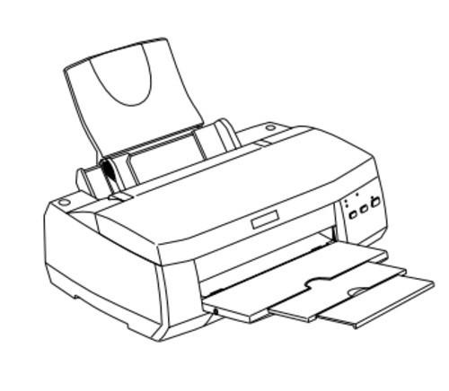 Epson Stylus Color 980 Color Ink-Jet printer Service Repair Manual