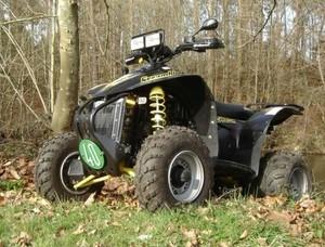 POLARIS SCRAMBLER 500 ATV SERVICE REPAIR MANUAL 2004-2005 DOWNLOAD