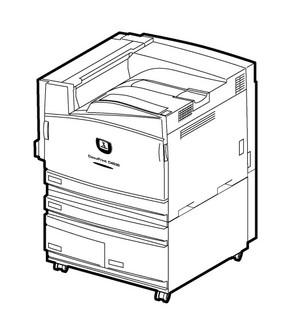 FUJI XEROX DocuPrint C4530 Color Laser Printer Service Repair Manual