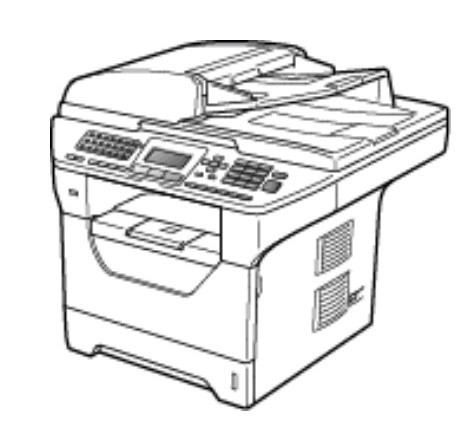 Brother Laser FAX/MFC DCP-8080DN / DCP-8085DN / MFC-8480DN / MFC-8680DN Parts Reference List