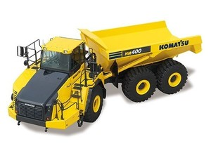 KOMATSU HM400-3M0 ARTICULATED DUMP TRUCK SERVICE REPAIR MANUAL
