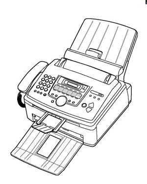 Panasonic KX-FL612CX, KX-FL612CX-S High Speed Laser Fax and Copier Service Repair Manual