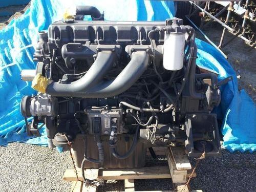 DOOSAN DL08 DIESEL ENGINE OPERATION & MAINTENANCE MANUAL