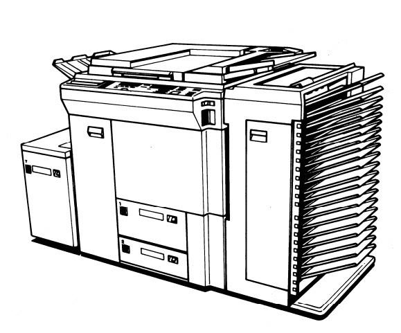RICOH FT8980/FT8982 Service Repair Manual + Parts Catalog