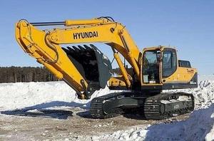 HYUNDAI R300LC-9S CRAWLER EXCAVATOR SERVICE REPAIR MANUAL