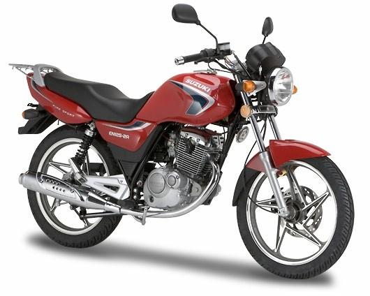 Suzuki EN125-2A, EN125HU Motorcycle Service Repair Manual