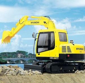 HYUNDAI R80-7 CRAWLER EXCAVATOR SERVICE REPAIR MANUAL