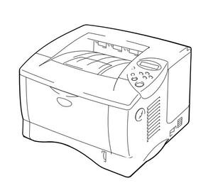 Brother Laser Printer HL-1850 / HL-1870N Parts Reference List