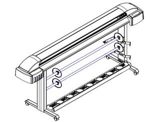 ENCAD NOVAJET PRO 600e COLOR INKJET PRINTER Service Repair Manual
