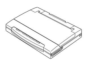 Apple Portable StyleWriter Service Repair Manual
