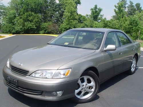2001 LEXUS ES300 SERVICE REPAIR MANUAL