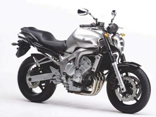 2004 YAMAHA FZ6-N(S) MOTORCYCLE SERVICE REPAIR MANUAL