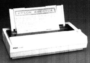 Epson LQ-1500 Dot Matrix Printer Service Repair Manual