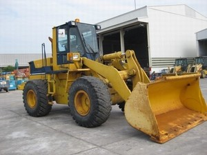 KOMATSU WA300-1, WA320-1 WHEEL LOADER SERVICE REPAIR MANUAL