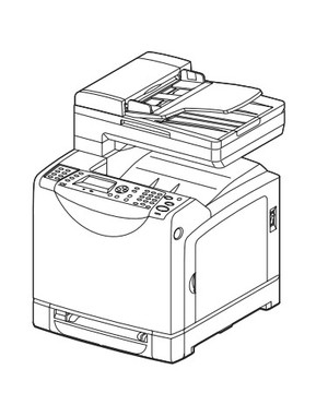 FUJI XEROX DocuPrint C1190FS Color Laser Printer Service Repair Manual