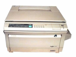 Canon NP-1550 Laser Printer Service Repair Manual + Parts Catalog