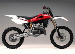 2007 HUSQVARNA CR125, WR125 MOTORCYCLE SERVICE REPAIR MANUAL